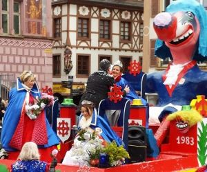 Carnaval de Mulhouse 2021