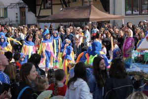 pfetterhouse : festivites de carnaval - cavalcade carnavalesque