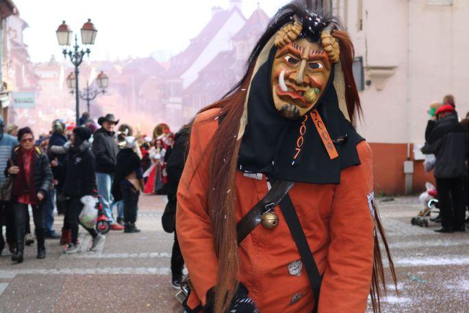 La Cavalcade du Carnaval de Saverne