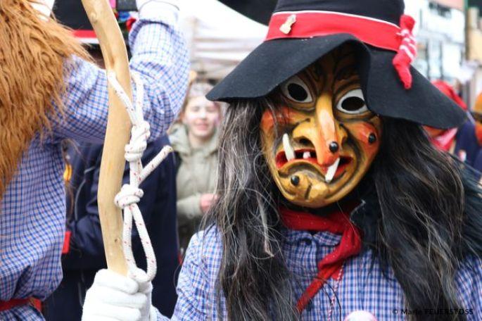 Le Carnaval de Saverne et ses déguisés