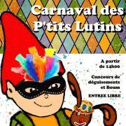 Carnaval de Schnersheim 2019 : Carnaval des P'tits Lutins