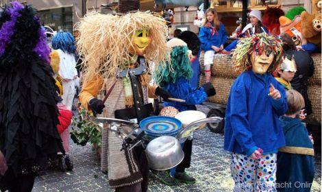 Carnaval des Enfants à Bâle