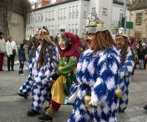 Carnaval de Schiltigheim 2020 : Carnaval du Bouc bleu