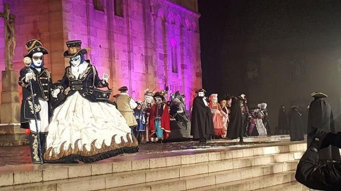 Le Carnaval de Venise s\'invite à Rosheim !