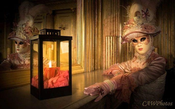 Les participants au Carnaval de Venise se retrouvent à Saverne