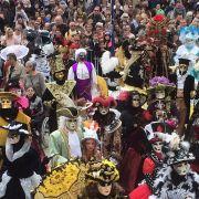 Carnaval vénitien de Verdun 2019