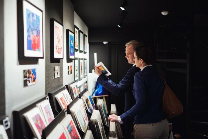 La galerie Carré d\'Artistes accueille les amateurs d\'art