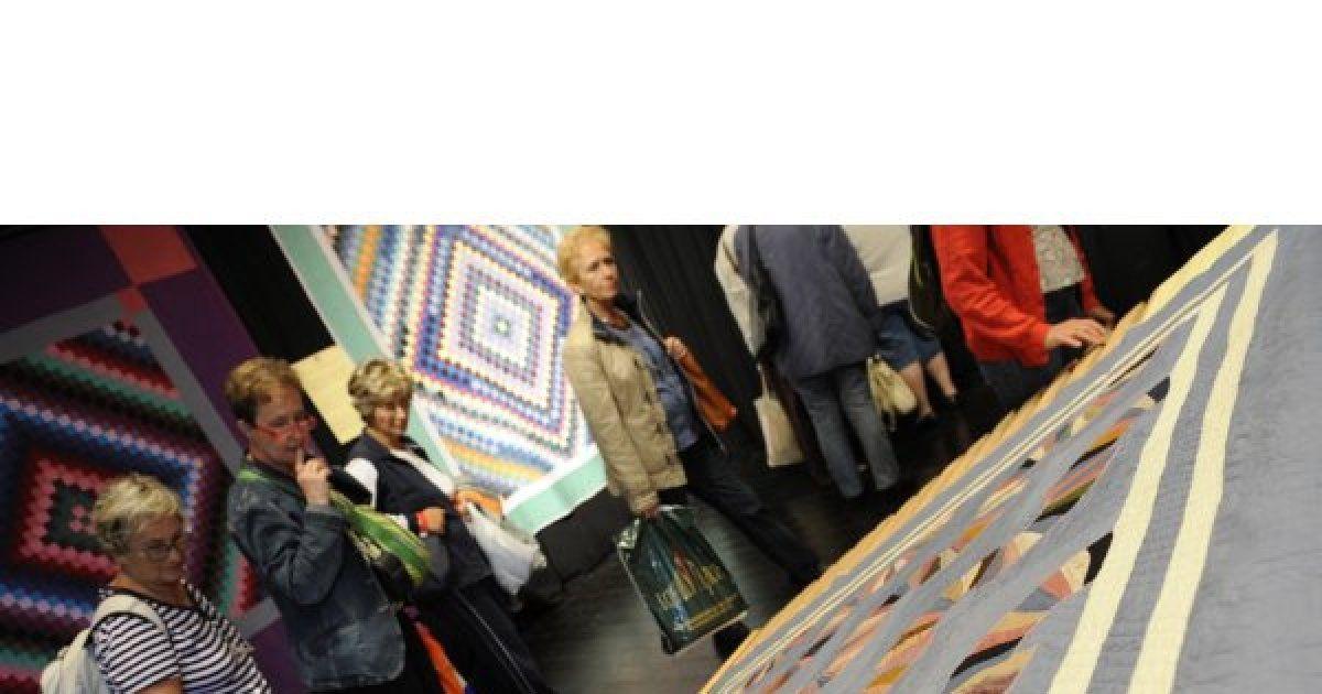 Avis et commentaires carrefour europ en du patchwork for Salon du patchwork sainte marie aux mines