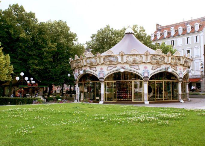 Carrousel du Champ de Mars à Colmar