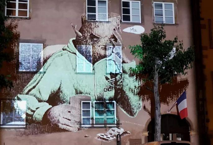 Cartooning for Tree