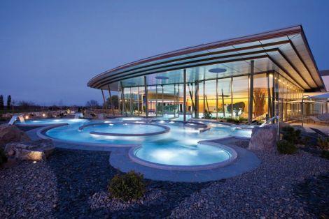 L\'espace balnéo du Casino Resort de Ribeauvillé