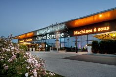 Le Casino Barrière de Blotzheim by night