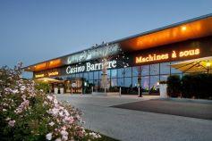 Le Casino Barrière de Blotzheim by night