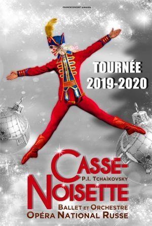 Casse Noisette (Opéra National Russe)