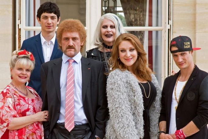 La famille Tuche