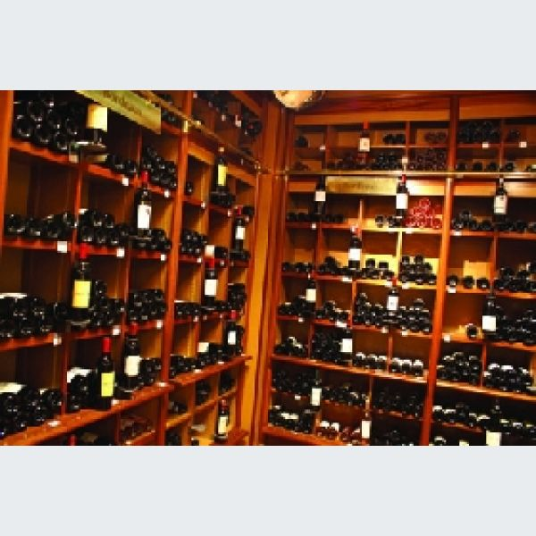 gastronomie vins cave a vin mode d emploi  A