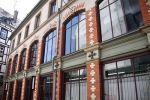 Le bâtiment du Centre Européen d\'Actions Artistiques Contemporaines