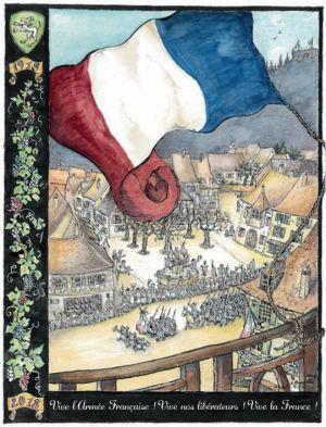 Wintzenheim « Le retour à la France »
