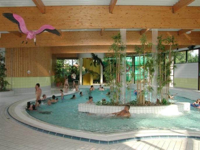 L\'espace ludique du centre Aquatique ATOO-O à Hochfelden