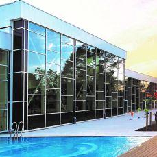Centre aquatique Nautilia à Guebwiller