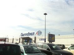 Centre Commercial Carrefour Ile Napoléon