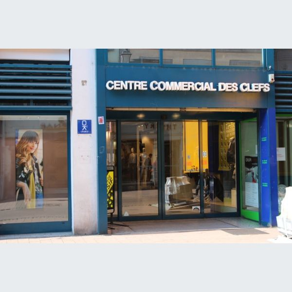 centre commercial des clefs colmar galerie et centre. Black Bedroom Furniture Sets. Home Design Ideas