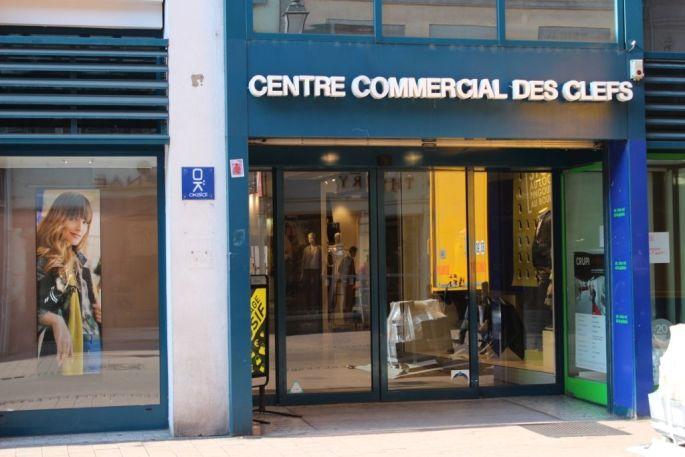 Centre Commercial des Clefs - Colmar