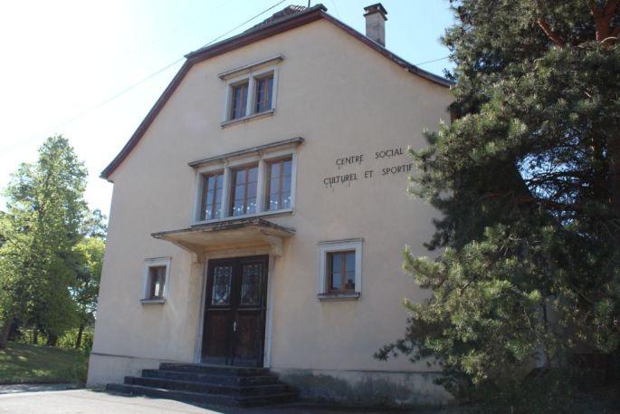 Centre Culturel et Sportif de Bergheim