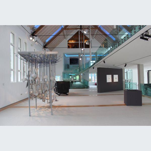 Sandrine bavard centre d'art contemporain françois schneider à