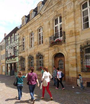 Centre Porte Haute