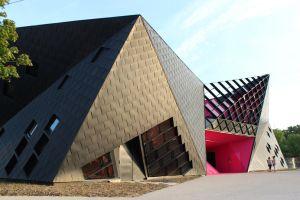 centre socioculturel jean wagner - l'origami mulhouse