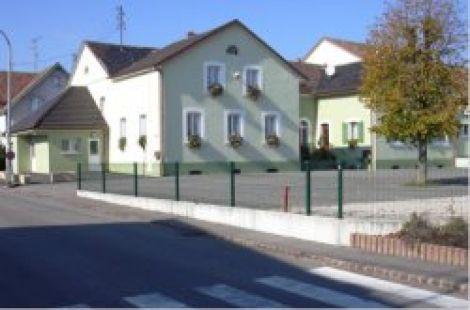 LE Cercle St-Georges se situe dans le Sundgau, à Carspach