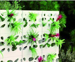 La verticalité dans le jardin pour réhausser l'esthétisme