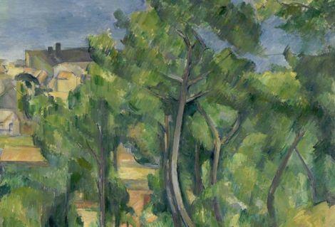 Cézanne : Métamorphoses