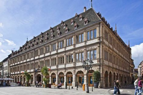 Chambre de commerce et d 39 industrie cci de strasbourg - Chambre de commerce et de l industrie de paris ...