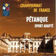 Championnat de France de pétanque 2018
