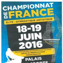 Championnat de France Elite - Gymnastique artistique