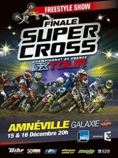 Championnat de France Finale Super Cross SX Tour 2017
