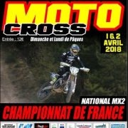 Championnat de France Moto Cross à Saint-Mihiel 2018