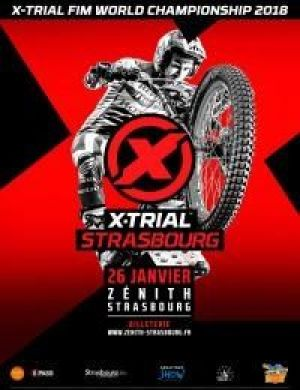 Championnat du Monde FIM X-Trial 2017