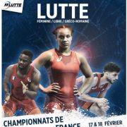 Championnats de France de Lutte 2018