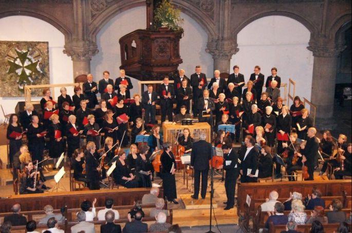 Chant Sacré de Mulhouse
