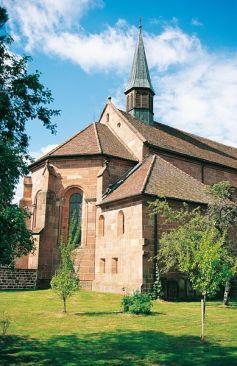 Chapelle d\'Obersteigen