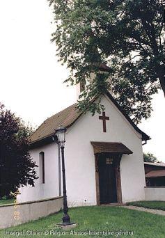 Chapelle de la Sainte-Croix, Artolsheim