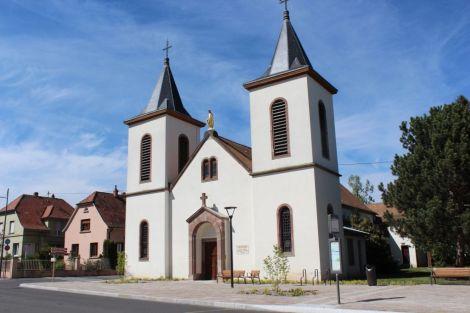 Chapelle Notre-Dame de Wintzenheim