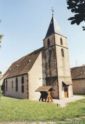 Chapelle Saint-Wendelin