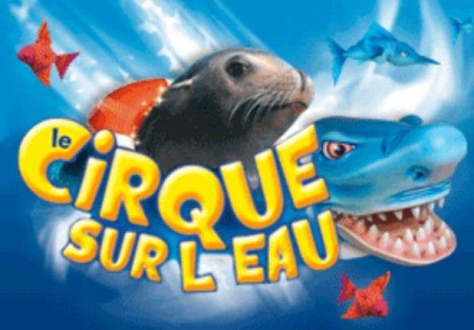 Chapiteau Grand Cirque sur l\'Eau 2018