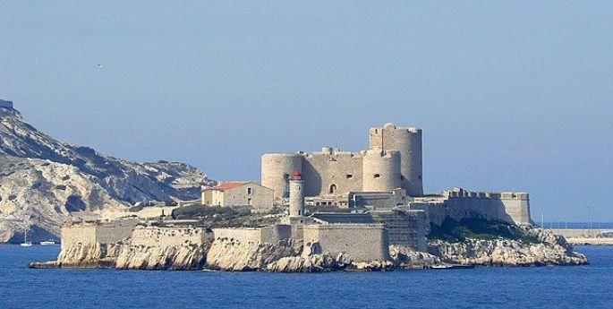 Le château d\'If de Marseille