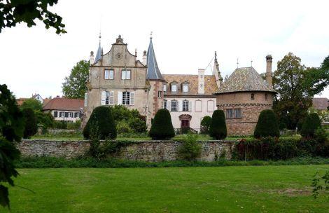 Château d\'Osthoffen