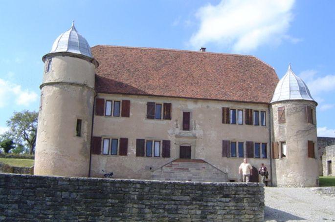 Le château de Diedendorf ne fait pas ses quatre siècles!